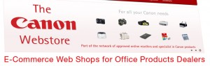 ECommerce Websites for Office Products Dealers