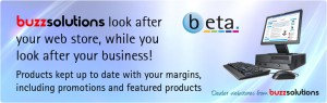 Beta web store product promotions