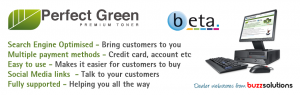 The Perfect Green Webstore sell compatible toner cartridges online