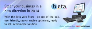 Out of the box webstore solution with the Beta web store